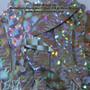 """Silver Hologram Paillettes (Spangles) ~ Size: 3 1/4"""" Tear Shaped Paillettes"""