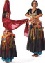 Folkwear #144 ~ Tribal Style Belly Dancer