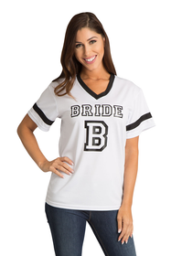 Zynotti's Bride Football Jersey