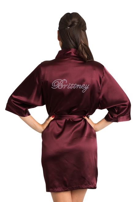 custom robe