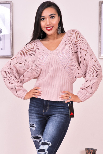 Zynotti Sweater Top