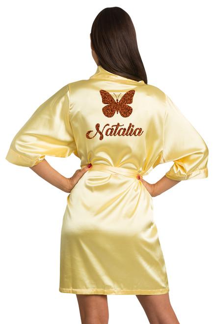 custom quinceañera robes