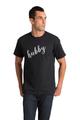 Zynotti Matching Hubby Black Tee Shirt Top