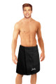 Personalized Men's Terry Velour Spa Wrap