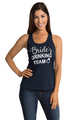 Zynotti's Bride's Drinking Team Tank Top