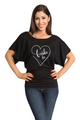 Zynotti Bride to Be Bachelorette Engagement Party Black Tee Shirt Top