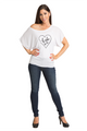 Zynotti Bride to Be Bachelorette Engagement Party White Tee Shirt Top