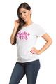 Zynotti Future Mrs Crew Neck Bachelorette Engagement Party White Shirt