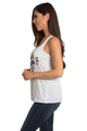 Zynotti Women's Bride to Be Bachelorette Engagement Party White Tank Top