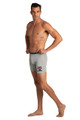 Zynotti's I Have a Heart on For - Gray Boxer Brief