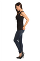 Zynotti's Big Bling Mother of the Bride Ribbed Tank