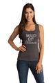 Big Bling Maid of Honor Lace Tank Top