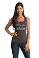 Big Bling Mother of the Bride Lace Tank Top