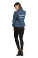 Zynotti Custom Embroidered Jean Jacket Side Full (1)