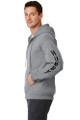 Hubby Couples Matching Full-Zip Sweatshirt Hoodie Sets