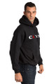 Bonnie and Clyde Couples Matching Pull-Over Hoodie