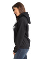 Bonnie and Clyde Couples Pull-Over Hooded Sweatshirt