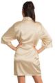 custom satin robes