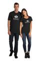 Matching King & Queen T-Shirt Set