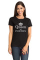 Black Queen of Everything T-Shirt Set