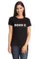 Black Bonnie T-Shirt