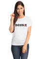 White Bonnie T-Shirt