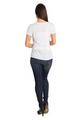 White Bonnie T-Shirt Full