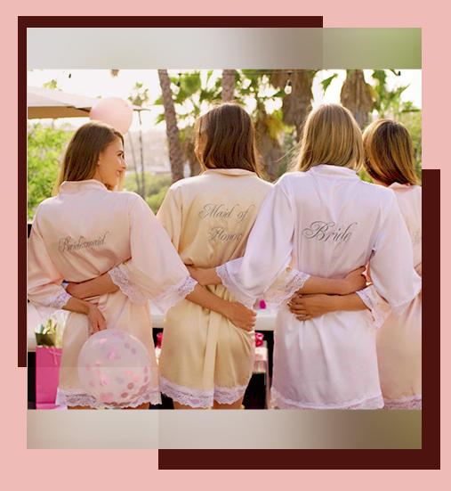 Shop Bridal Robes