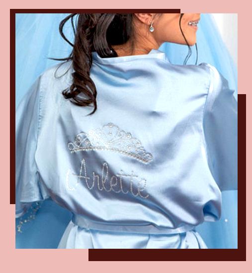 Shop Quinceanera Robes