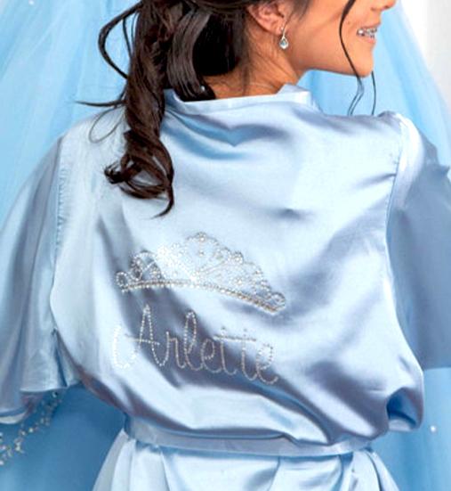 Quinceanera Robes