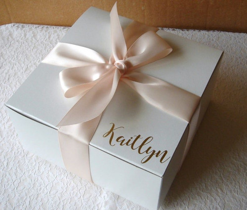Appreciated & often-used gift ~ thinking of you each time.