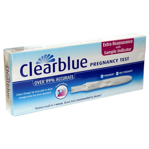 Clearblue Pregnancy Test - 2 Tests