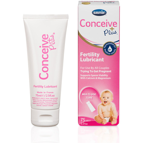 Sasmar - Conceive Plus Fertility Lubricant
