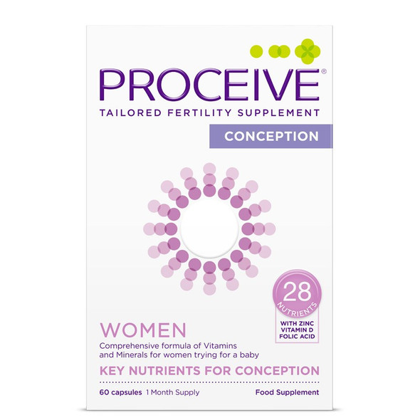 Proceive® Women - 60 Capsules (6985)