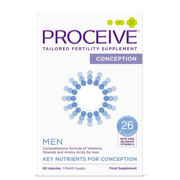 Proceive® Men - 60 Capsules (6986)