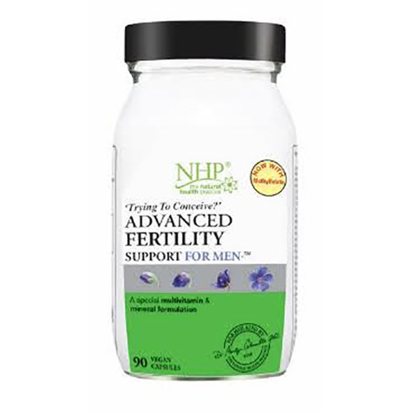NHP Advanced Fertility Support For Men