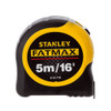 Stanley Hand Tools 33-719  5m/16 ft FatMax Tape Rule