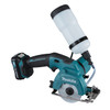 "Makita CC301DSYE  3-3/8"" Cordless Glass & Tile Circular Saw - Kit"