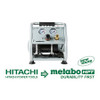 Metabo-HPT HIT-EC28M 1-Gallon Portable Electric Horizontal Air Compressor