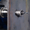 """Champion CT7 Tungsten Carbide Tipped Hole Cutter- Up to 1"""" Depth of Cut"""