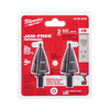 Milwaukee 48-89-9239 Step Drill Bit Set #9 - 2PC