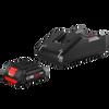 Bosch GXS18V-15N15 18V CORE18V Starter Kit with (1) CORE18V 4.0 Ah Compact Battery