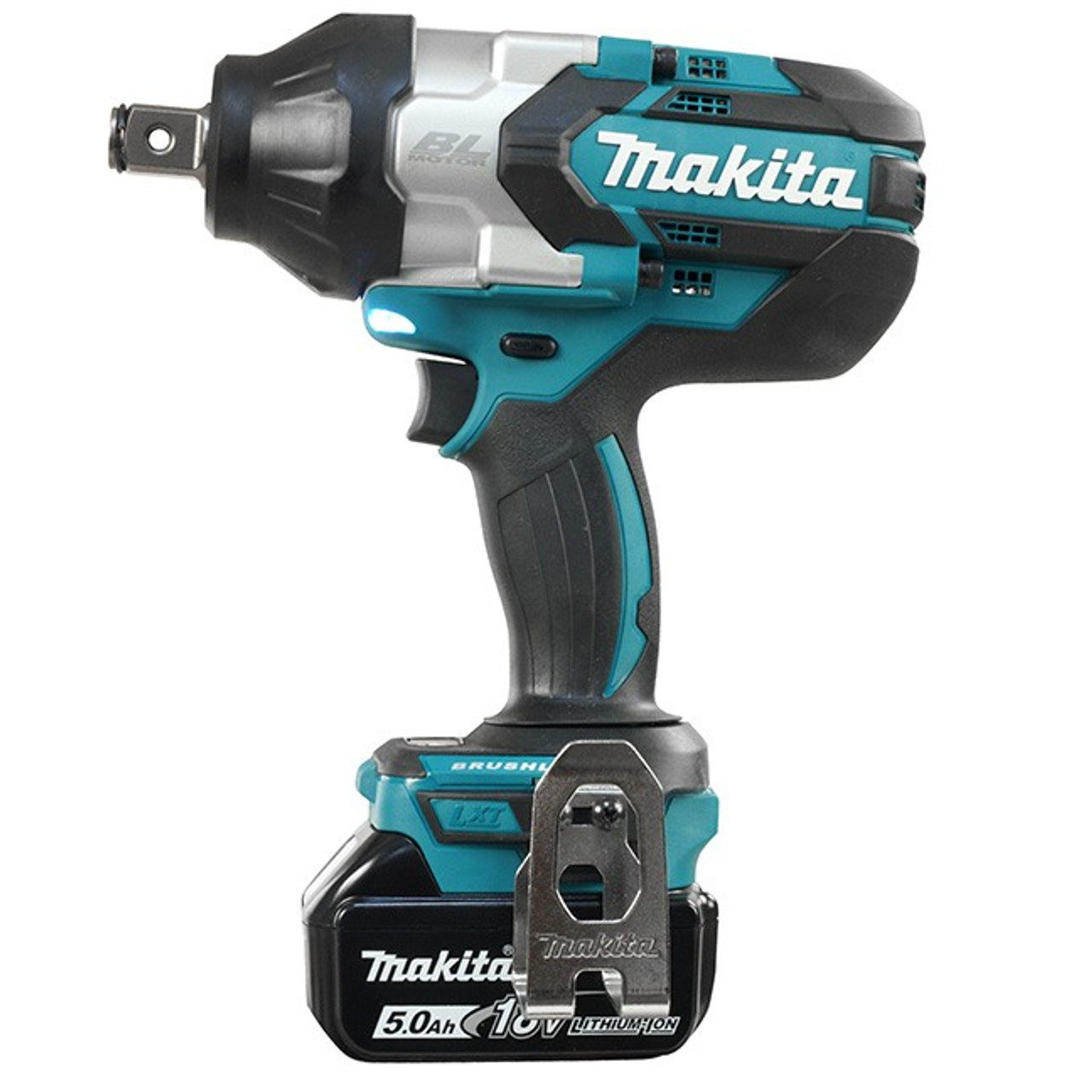 makita dtw1001rte 3 4 cordless high torque impact wrench with rh atlas machinery com