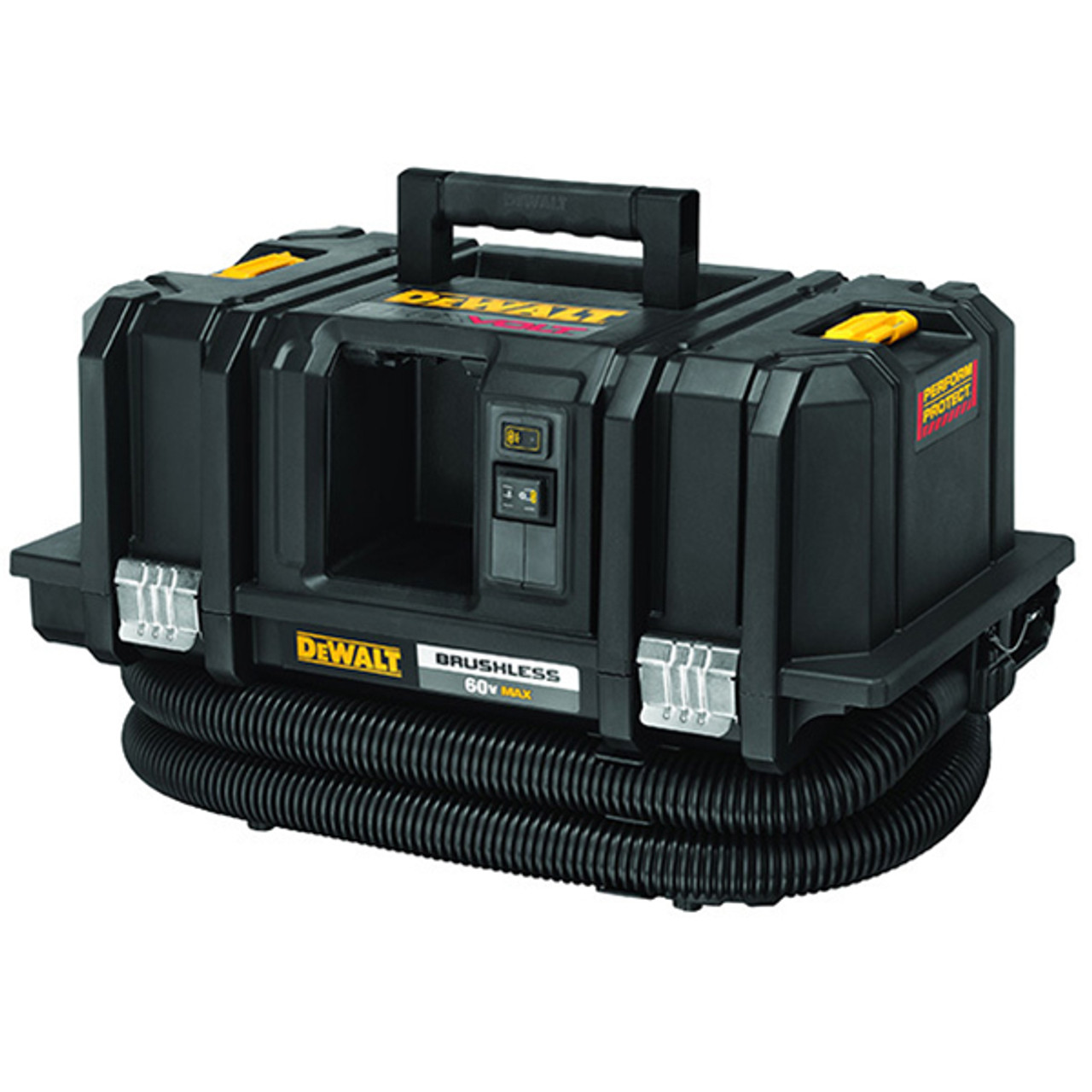Dewalt Dust Extractor >> Dewalt Dcv585b Flexvolt 20 60v Max Dust Extractor Tool Only