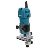 Makita MAK-3709 4.0A Laminate Trimmer with Roller Guide