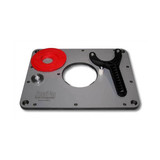 JessEm Tool Co. JES-03101 Rout-r-plate C/w 2 Insert Ring