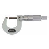 "Mitutoyo MTI-103-105  0-1"" .001"" Outside Micrometer 3"