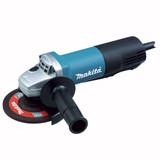 "Makita MAK-9558PB 5"" 7.5A Angle Grinder with Paddle Switch"