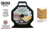 Freud FRE-SBOX8  2pc Box Joint Saw Blade Set