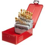 Dormer A097-18  29pc SAE Drill Bit Set 1/16 to 1/2 x 1/64